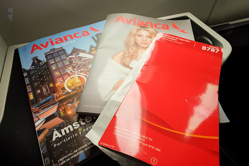 Inflight magazines | by A. Wee