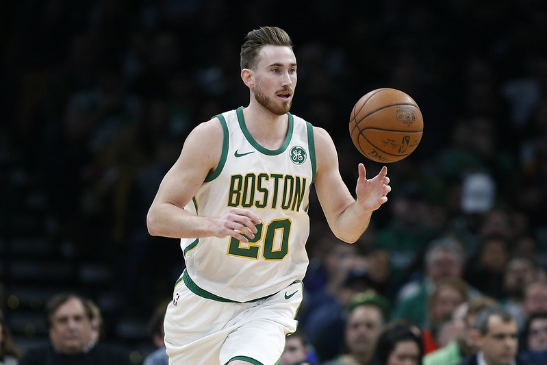 Gordon Hayward。(達志影像資料照)