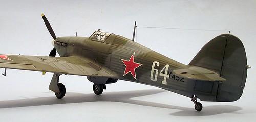 Hurricane IIC-36   by István Vadász