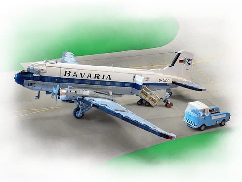 Douglas DC-3 | by Vaionaut