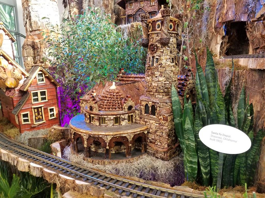 shawnee oklahoma santa fe depot beyonddc flickr flickr