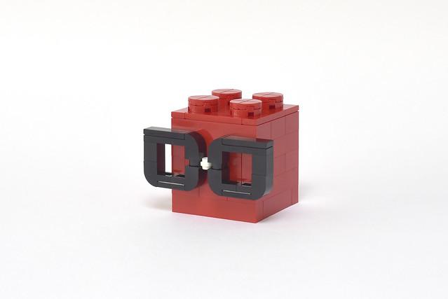 Lego bricknerd - atana studio