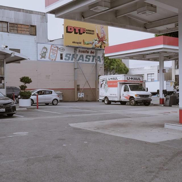 Shasta Orange Soda // San Francisco