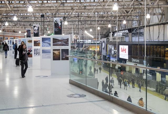 365/7 (UK) Landscape Photographer of the Year exhibition