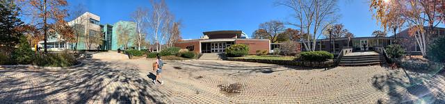 Brandeis University Panorama