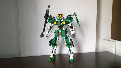 LEGO Gundam Dynames GN-002 | by demon1408