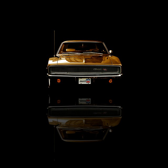1968 Dodge Charger R/T - The Gold Standard III
