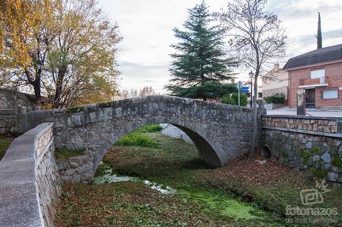 Puentes de la Fragua y del Caño en Colmenar de Arroyo | by Jexweber.fotos