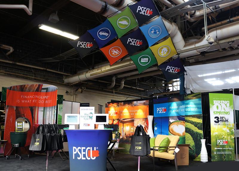PSECU Garden Show