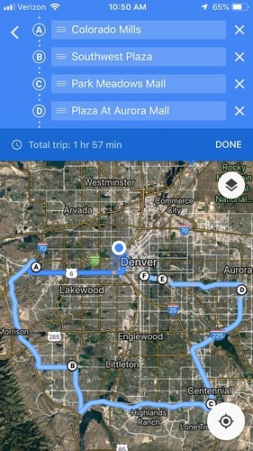 I visited every indoor mall in the Denver metro area in 5 ...