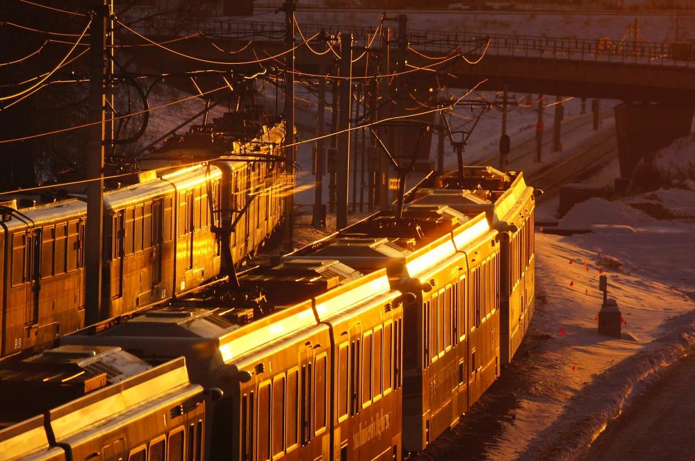 ETS Trains