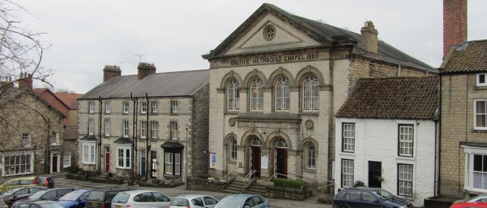 Pickering Methodist Church,  PICKERING, Yorkshire,
