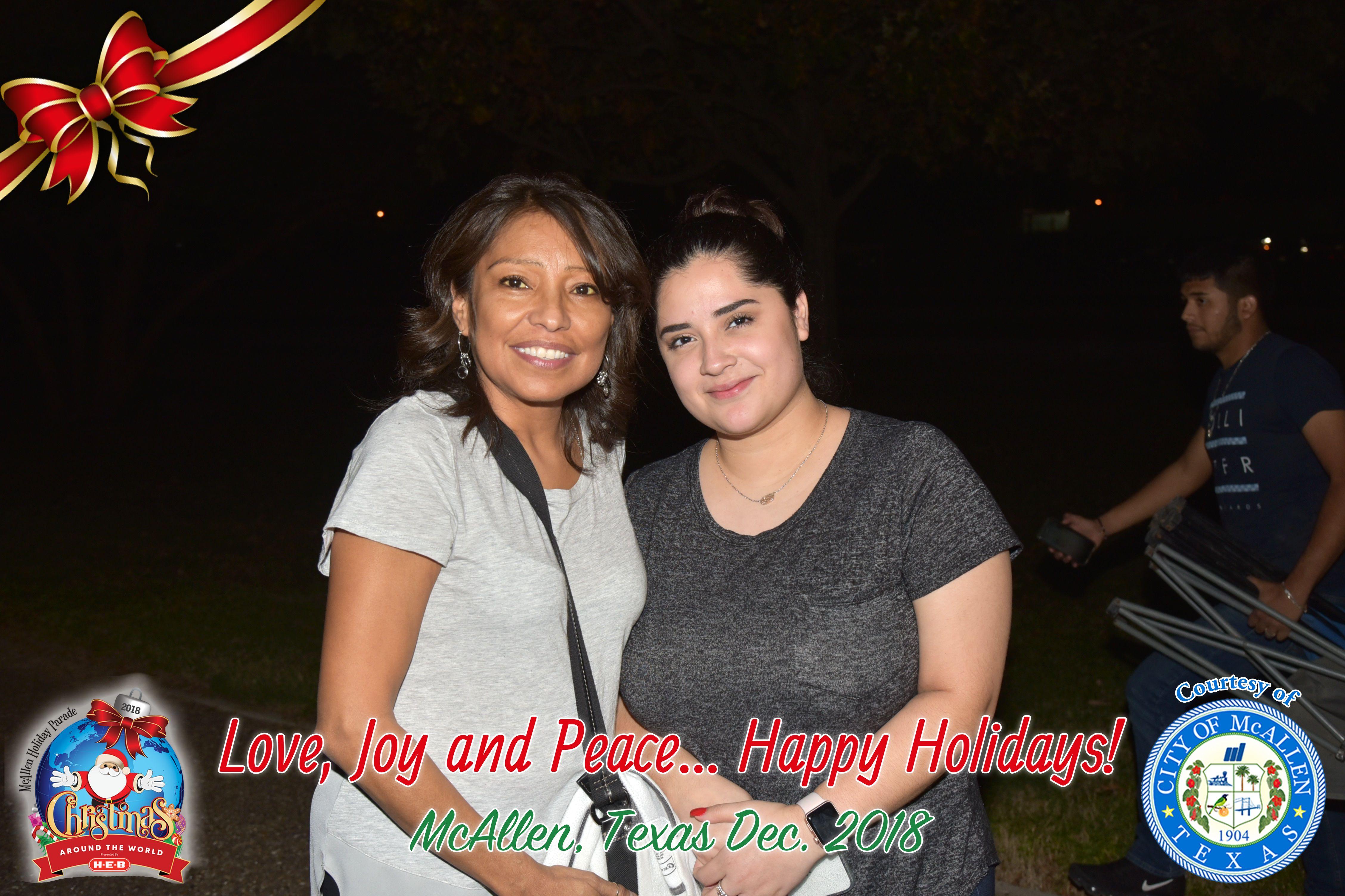 McAllen Holiday Parade 2018 — Part 8