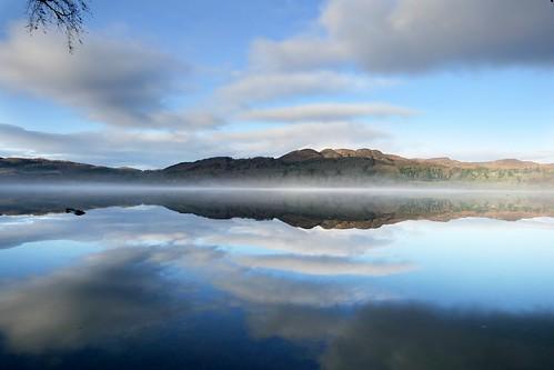 ericrobbniven scotland dunkeld perthshire lochofthelowes