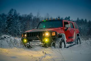 Hummer H3  V8  5.3L | by MagadaneC