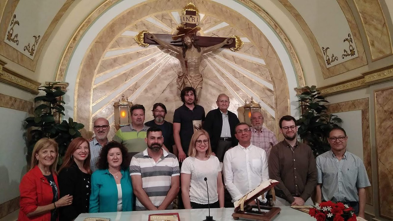 (2018-06-12) Presentación Revista El Cristo 2018 - Javier Romero Ripoll (04)