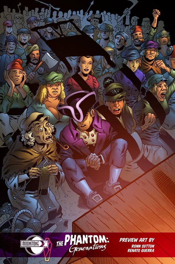 the phantom: generations 12