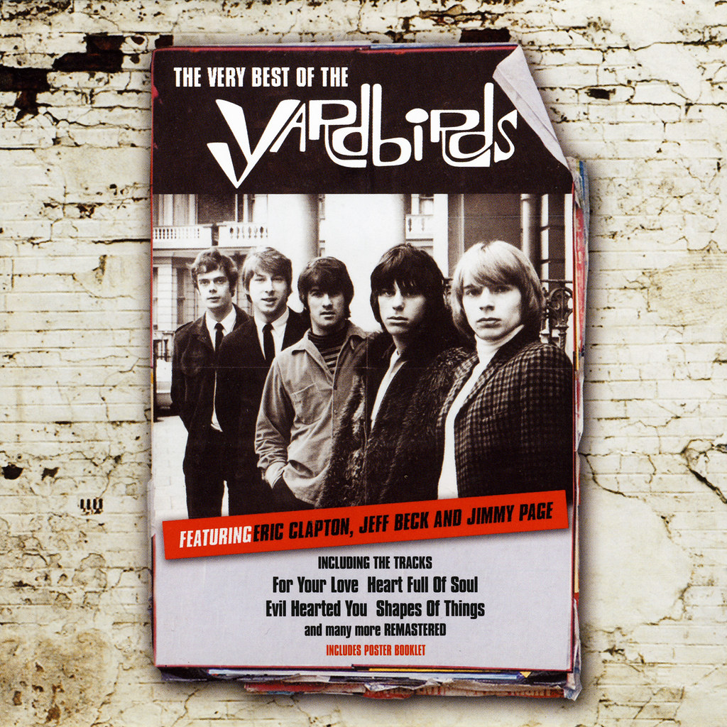 The Yardbirds - The Very Best Of | For Your Love Heart Full … | Flickr