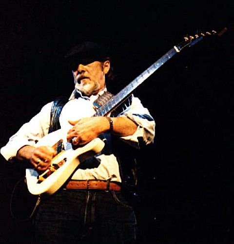 Roy Buchanan Live Concert Photo