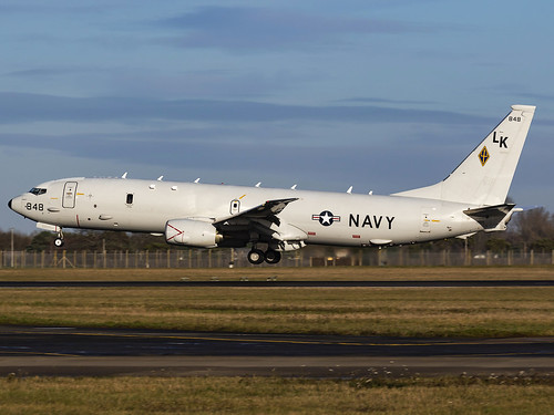 United States Navy | Boeing P-8A Poseidon | 168848 | by MTV Aviation Photography