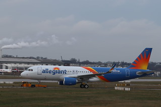 A320 Allegiant Air N276NV | by XFW-Spotter