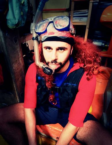 Fantasyclimbing corso di arrampicata il deposito di zio Paperone 40