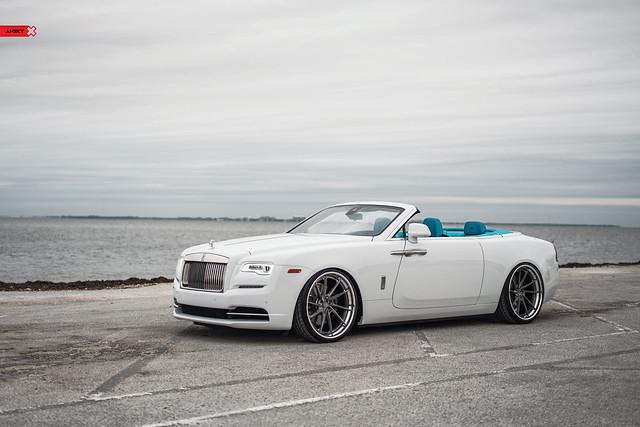 ANRKY Wheels - Rolls Royce - AN33 SeriesTHREE