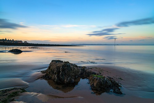 portobello sonya7rii a7rii scotland beach longexposure sony zeiss seascape waterscape scottishlandscapephotography photography sunset winter