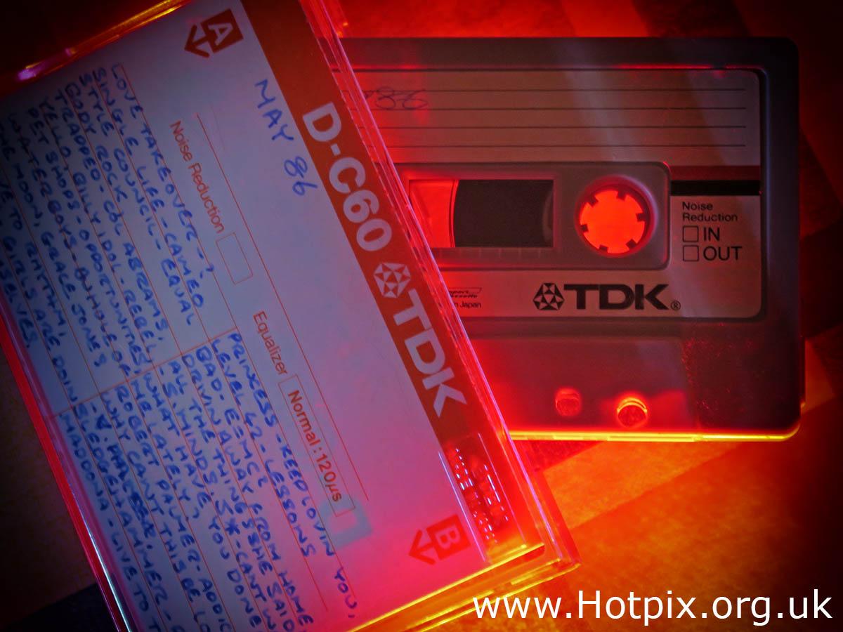 GoTonySmith,HotpixUK,Hotpix,Tony Smith,HousingITguy,365,Project365,2nd 365,HotpixUK365,Tone Smith,cassette,mix-tape,mix,tape,compact cassette,C60,C90,C120
