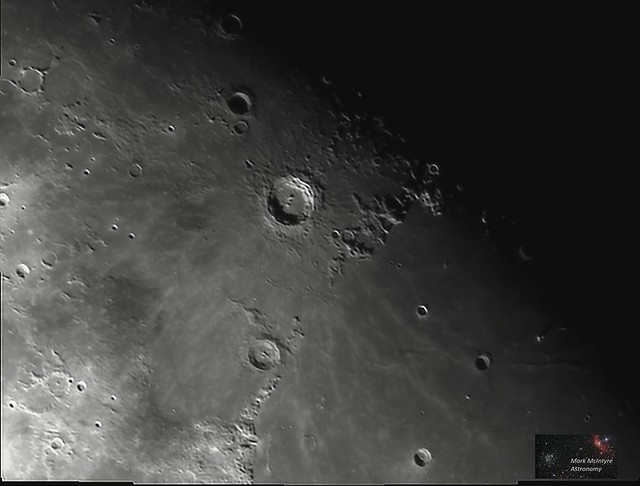 Copernicus and Gruithuisen's Lunar City