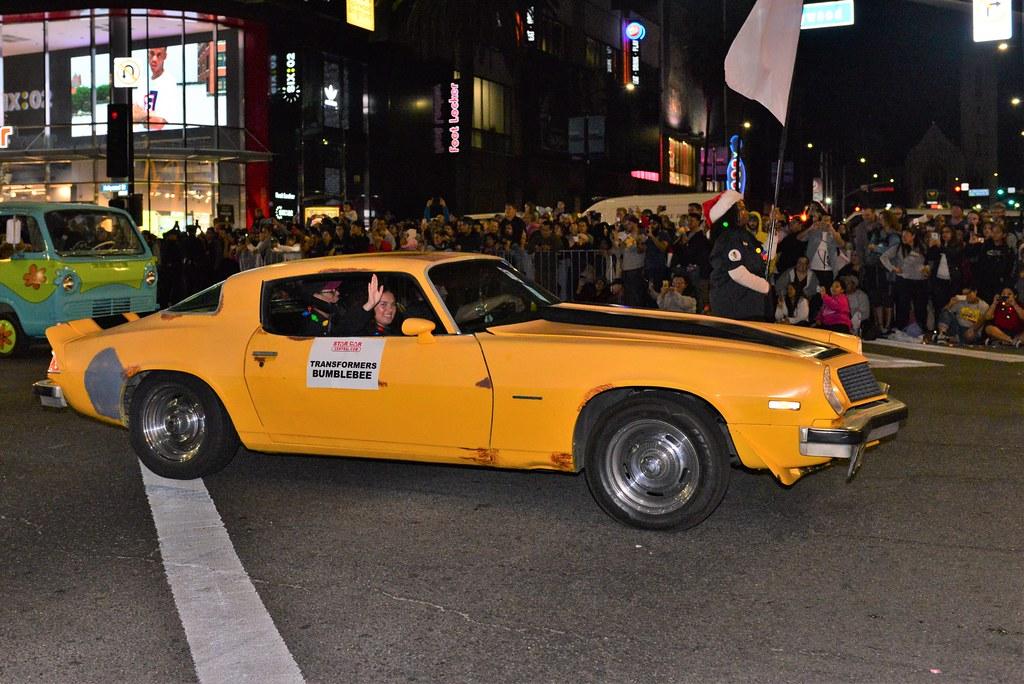 Hollywood Christmas Parade.Hollywood Christmas Parade Sunday November 25th 2018 87t