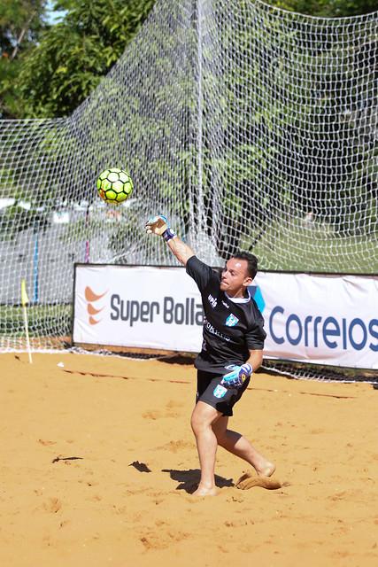 JUBs Jogos de Praia - Beach Soccer