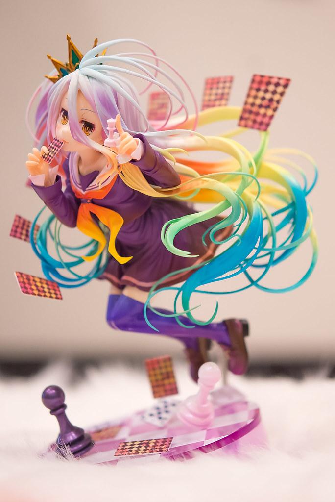 No Game No Life - Shiro 1/8 Complete Figure ノー