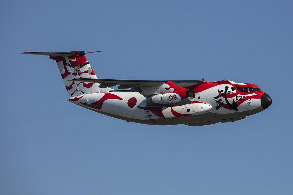 78-1026, Kawasaki C-1 Japan Air Self Defence Forces @ Iruma RJTJ