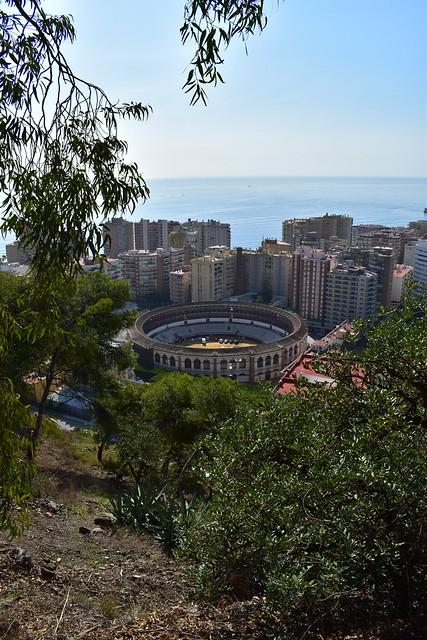 Malaga, Andalousie