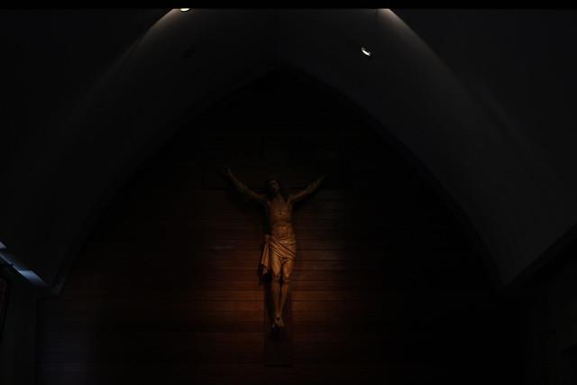 Al regreso bajaré la cruz...