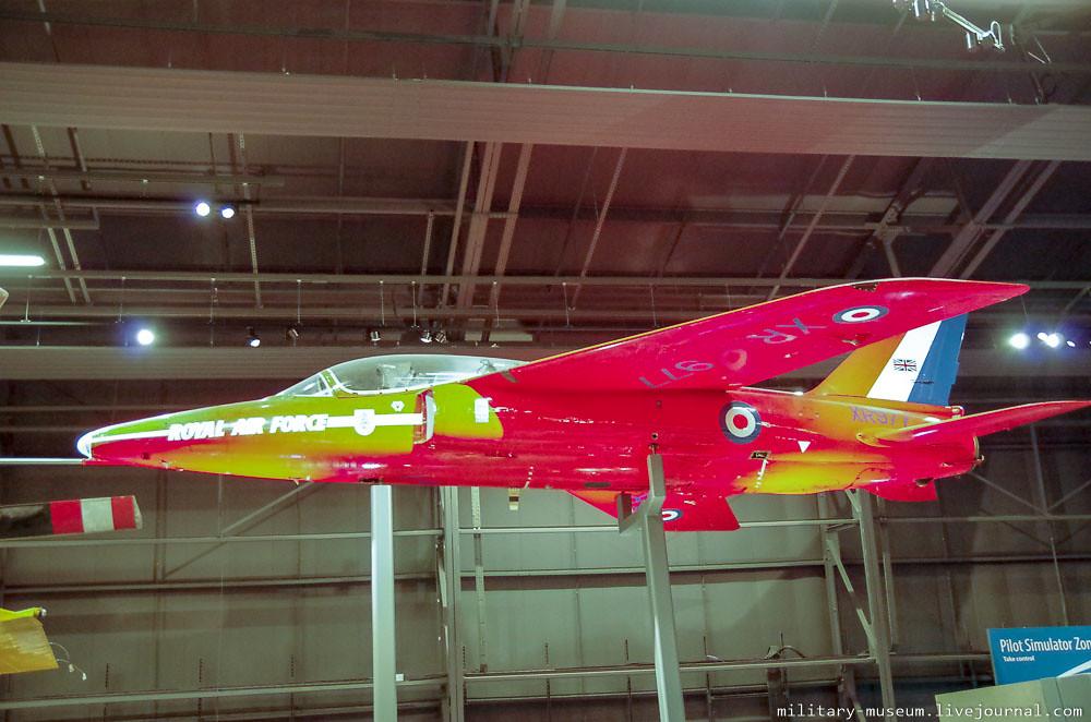 Royal Air Force Museum London-97