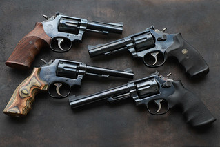 S&W K-Frames | by swaficionado
