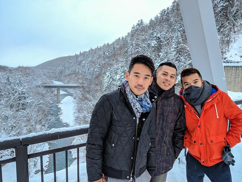 Hokkaido with Friends 2018
