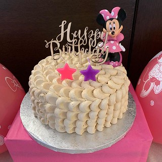#elpastísdelagalunchi #birthdaycake | by Lady Madonna