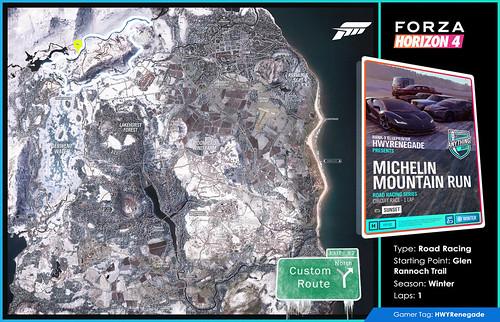 Michelin_Mountain_Run | by Tyler_Duncan