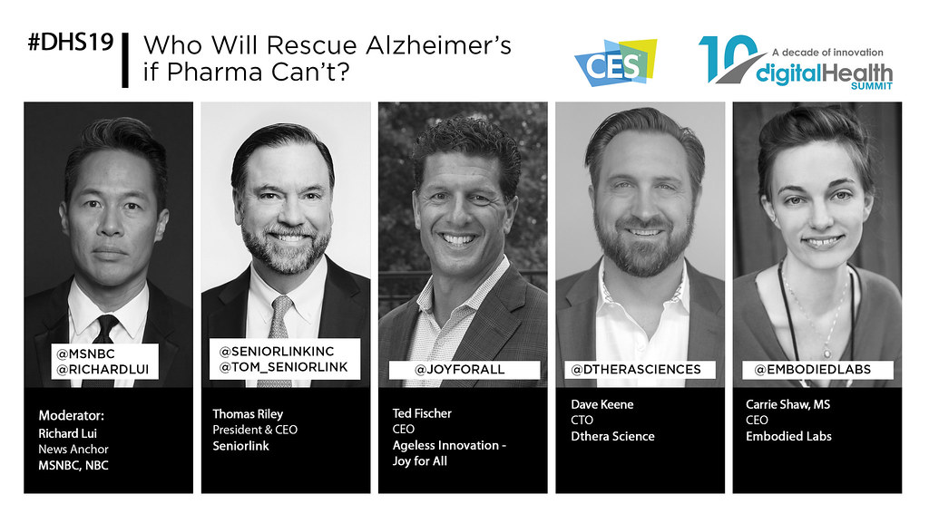 31 - 100 PM Who Will Rescue Alzheimers if Pharma Cant