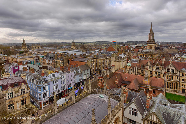 Oxford Panorama