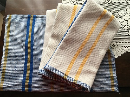 Swedish Anna Towels | by Pinko Knitter