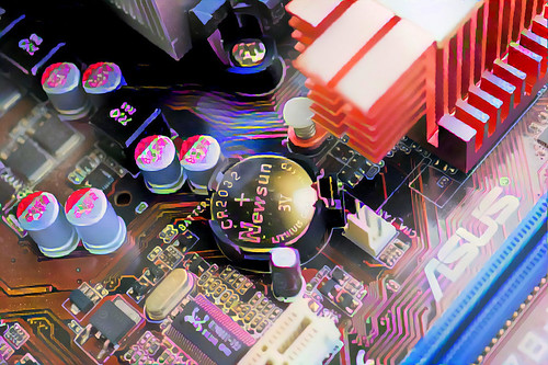 Circuit Board Artistry | by Eclectic Jack