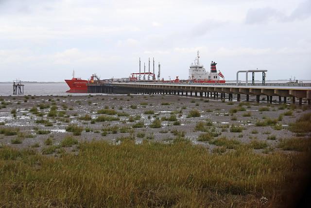 Docks at Immingham