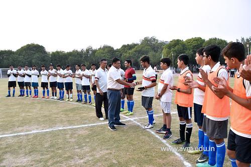 Inter House Football Competition 2018-19 5 (5) | by Atmiya Vidya Mandir