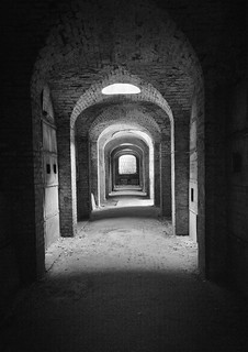 Highgate Cemetery - Catacombs