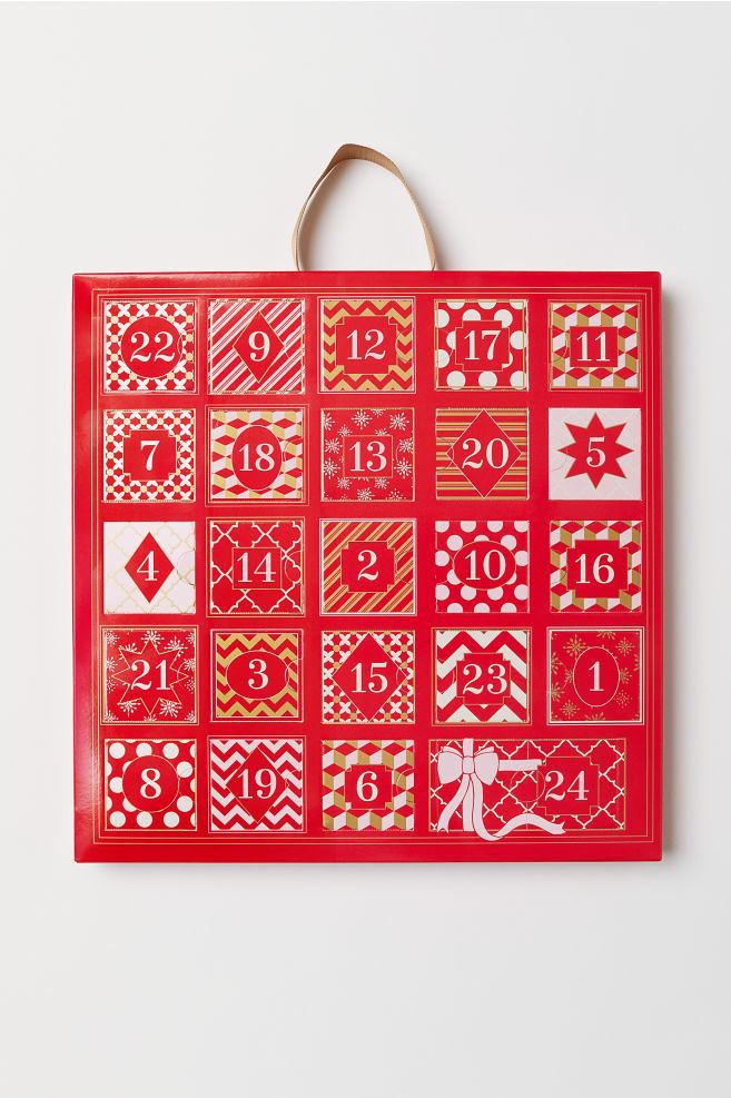 Advent Calendar - H&M
