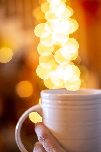 354/365 : Christmas tree and coffee | by niseag03